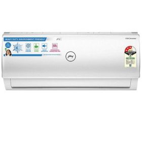Godrej 1 Ton Inverter 3 Star Copper GIC 12 FTC3 WSA(2020) Split AC (White)