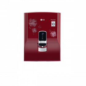 LG PuriCare RO UV Water Purifier (WW151NP.CBKQEIL, Black)