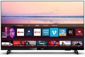 Philips 80 cm (32 Inches) HD Ready LED Smart TV 32PHT6815/94 (Black) (2021 Model)   With Pixel Precise HD