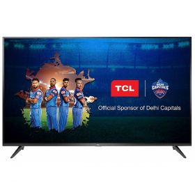 TCL 139.7 cm (55 Inches) Smart 4K Ultra HD Android LED TV 55P8(3 Years Warranty)