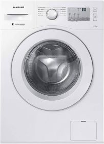 Samsung WW60M206LMA 6 Kg  Fully Automatic Front Load Washing Machine (White)