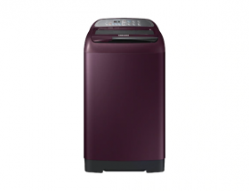 Samsung WA70M4000HP/TL 7Kg  Fully Automatic Top Load Washing Machine(Plum)