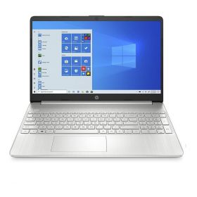 HP 15s AMD Ryzen 15.6-inch FHD Laptop (4GB/512GB SSD/Windows 10/Radeon Vega 3 Graphics/ Natural Silver/ 1.77 kg) 15s-eq0063AU