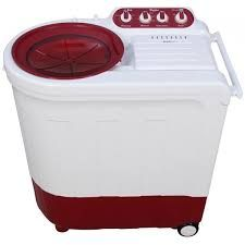 Whirlpool Ace 7.5 Trb Dry 7.5 kg Semi-Automatic Top Load Washing Machine (Floral Red)
