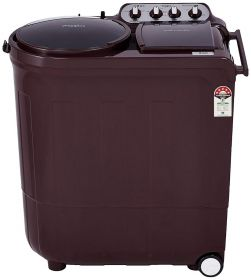 Whirlpool 8.5 Kg Semi-Automatic Top Loading Washing Machine (ACE 8.5 TRB DRY WINE DAZZLE (5YR), Wine Dazzle)