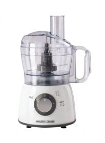 Black+Decker 400W Plastic Food Processor, BXFP4001IN