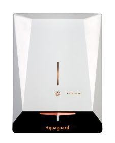 Eureka Forbes Aquaguard UV Water Purifier (Crystal NXT UV Plus with copper, White)