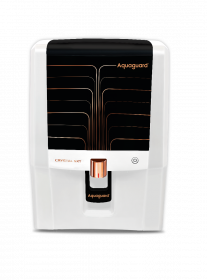 Eureka Forbes Aquaguard 7 litres RO+UV+COPPER+MTDS Water Purifier (Crystal NXT RO+UV+MTDS, White)