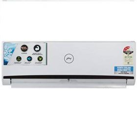 Godrej 1.5 Ton Inverter 3 Star Copper (2019 Range) GIC 18 WTC3 WSB Split AC (White)