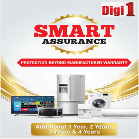 Extended Warranty LED 30001-50K For Two Years At Rs. 2565