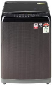 LG 8.0 Kg Inverter Fully-Automatic Top Loading Washing Machine (T80SJBK1Z, Black Knight)